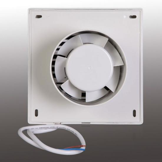 Bathroom kitchen toilet wall ceiling extractor ventilation for 6 bathroom extractor fan