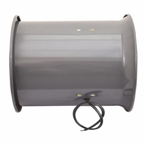 """Industrial Kitchen Extractor Fan: 14"""" Cased Fan Axial Extractor Canopy Kitchen Restaurant"""