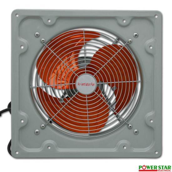 New Heavy Duty Industrial Commercial Metal Axial Extractor Fan Ventilation Ebay