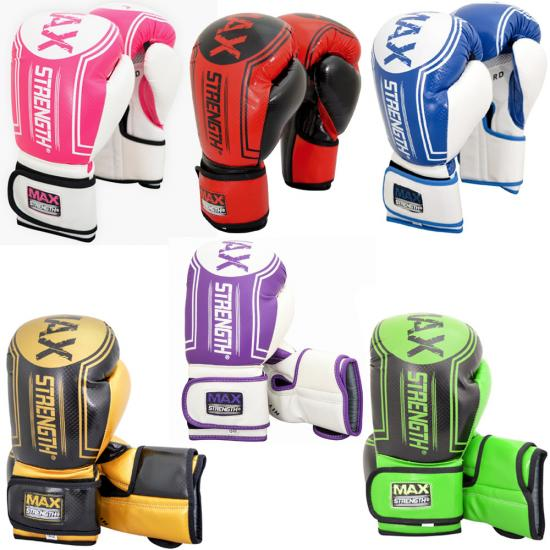 gants de boxe combat sac de frappe mma muay thai entra nement mitaines pro lourd ebay. Black Bedroom Furniture Sets. Home Design Ideas