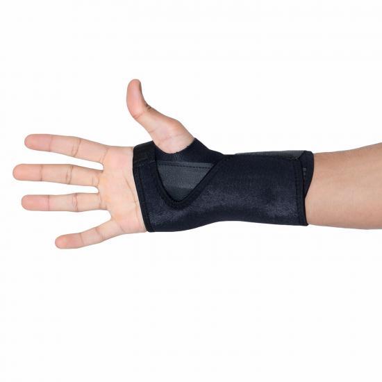 Weight Lifting Wrist Support Brace Hand Wrap Splint Carpal