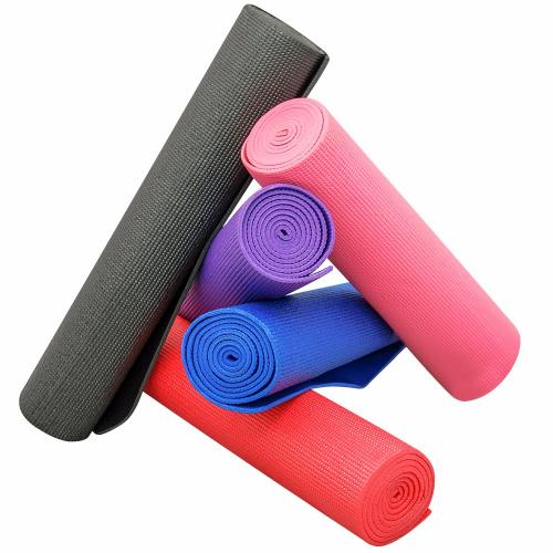 MAXSTRENGTH® Yoga Mat Fitness Exercise Gym Aerobics Roll