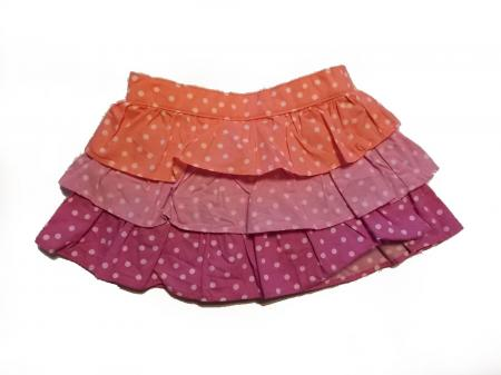 Gymboree Pinwheel Pastels 12-18-24 2T 3T 4T 5T Purple Dot Ruffle Romper 14