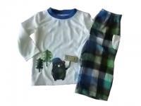 NWT Boy/'s Gymboree Shark short sleeve shirt /& shorts pajamas gymmies ~ 4