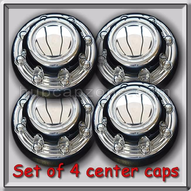 Set Of 4 1993-1999 Dodge Ram Truck/Van 2500 Wheel Hub Caps