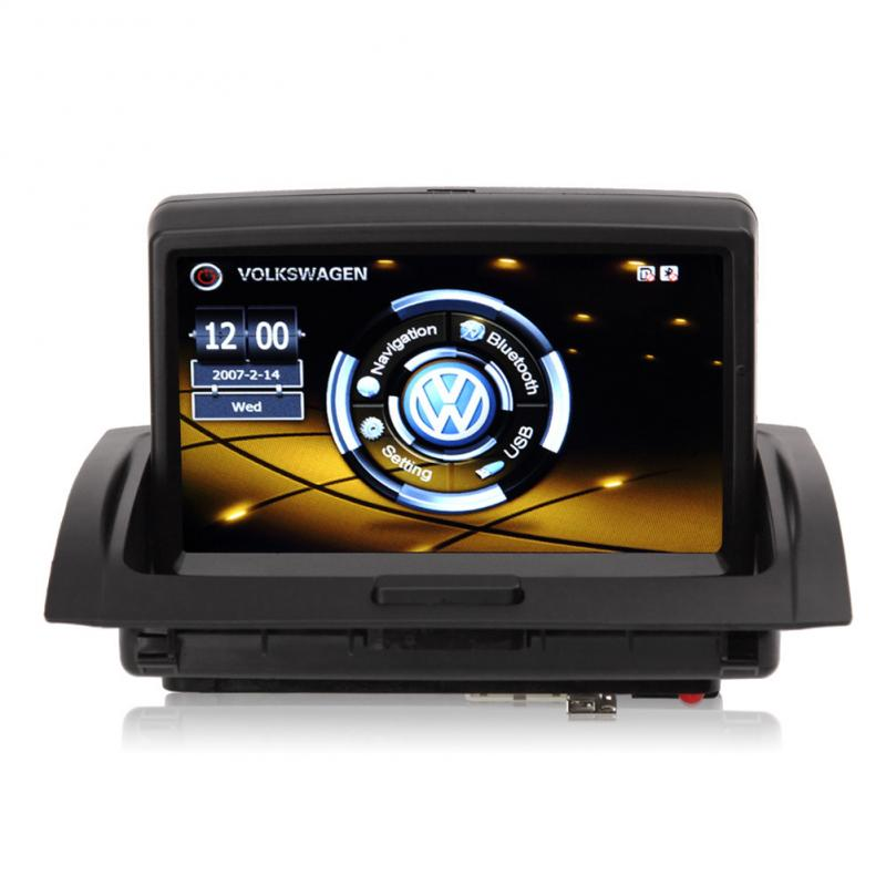 7 hd auto gps navigation stereo headunit multimedia for vw. Black Bedroom Furniture Sets. Home Design Ideas