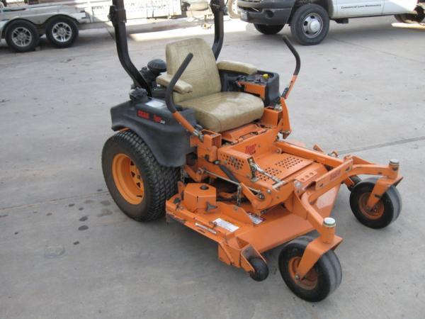Scag 48 034 Tiger Cub Commercial Zero Turn Mower Kawasaki