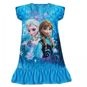 frozen eisk nigin anna elsa top kleid tunika shirt m dchen kost m cosplay 98 128 ebay. Black Bedroom Furniture Sets. Home Design Ideas