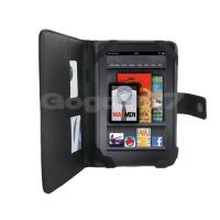for  Kindle Fire Folio Carry Cover Case + USB Charge Cable+