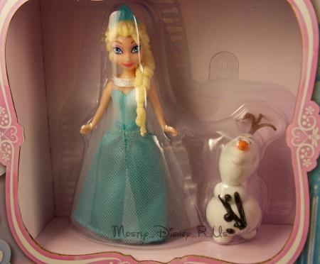Disney Infinity Frozen Olaf Car Interior Design
