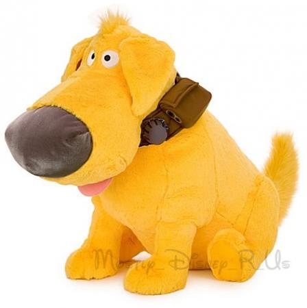 Disney Store Dug Movie Jumbo Giant 21 Quot Plush Dog New Ebay