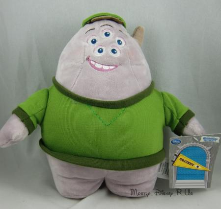 Squishy Disney Toys : Disney Store Monsters University Squishy Plush Toy Doll OK Oozma Kappa Frat NEW eBay