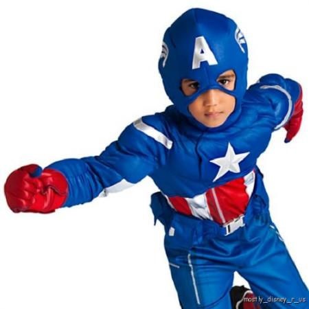 Store Marvel Captain America Shield Winter Soldier Costume Boys 4