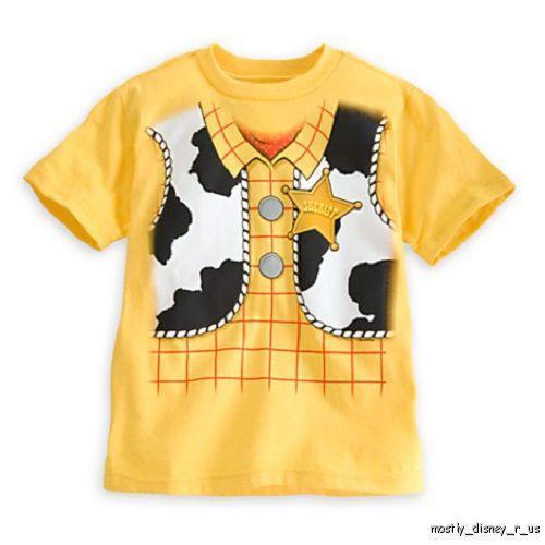 Toy Story Woody Birthday Shirt Cow Print By Funfashionsetc
