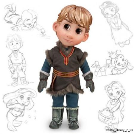 coloring pages frozen kristoff doll - photo#32