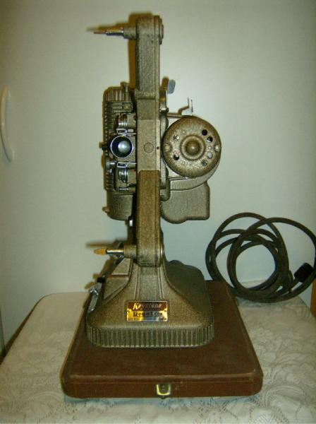regal keystone k109 8mm antique projector film movie ebay