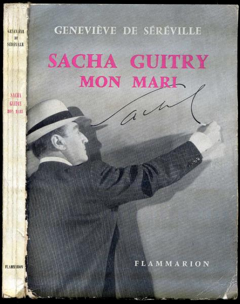 genevi ve de s r ville sacha guitry mon mari 1959 ebay. Black Bedroom Furniture Sets. Home Design Ideas