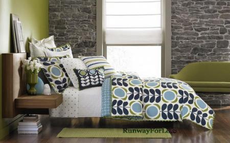 Orla Kiely Twin Bedding