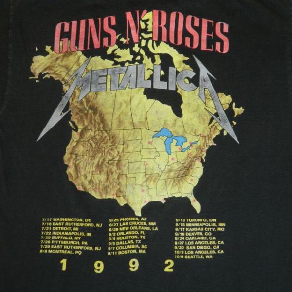 ...:::Zona Metalúrgica:::... - Página 4 Metallica_guns_n_roses_1992_tour_faded-2
