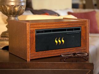 Heat Surge Heatsurge Room Mate Ev 2 Amish Made Space Heater Hybrid Thermic Ebay