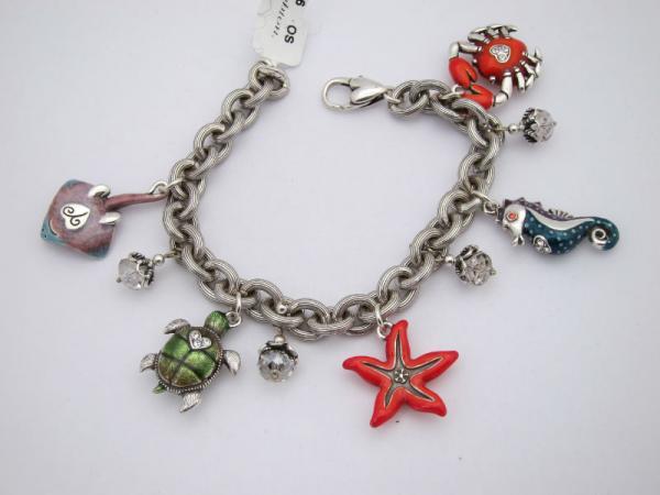 new brighton marvels charm bracelet nwt ebay