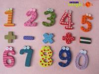 Set 15 Number Math Symbol Refrigerator Fridge Magnets