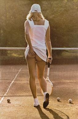 Naked Tennis Butts 37