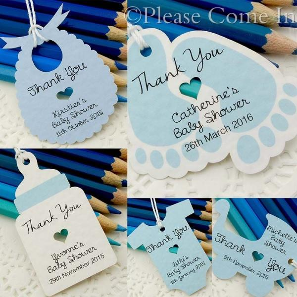 baby shower christening favour tags thank you tags gift tags ebay