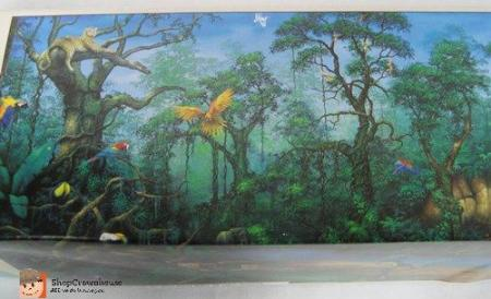 Environmental graphics wall mural david miller c829 for Environmental graphics wall mural
