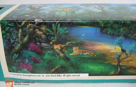 pics photos painted by david miller jungle dreams environmental graphics jungle dreams wall mural