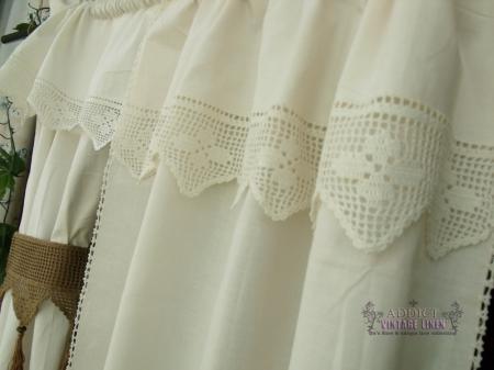 Free vintage crochet patterns, crochet curtain patterns
