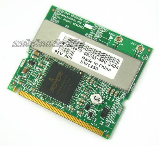 Dell latitude e4300 broadcom ush