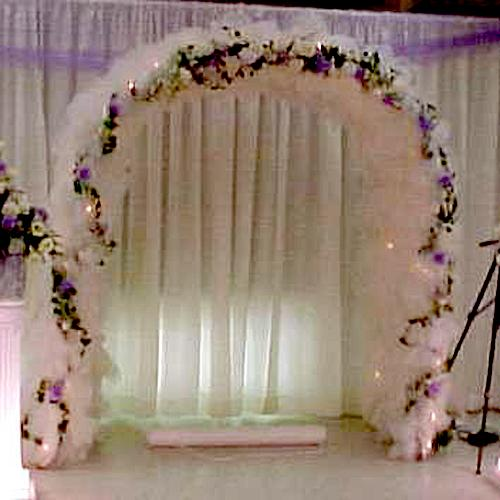 pics photos wedding arch decorations wedding physical condition