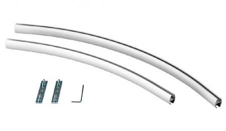 Ikea kvartal slider curtain suspension track rail new ebay for Ikea tracking usa