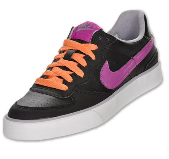 nike sweet ace 83 039 s tennis shoe black purple uk