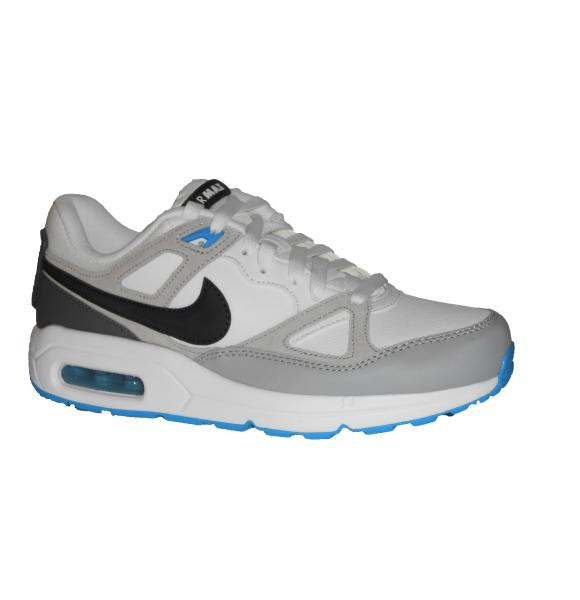 hot product aliexpress catch Nike Air Max Travée Hommes Baskets Chaussures Course Blanc Noir ...