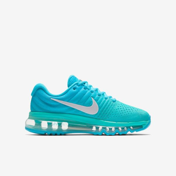 ecd6e64db4af8 Nike Air Max 2017 GS garçon fille baskets sport taille de chaussure ...