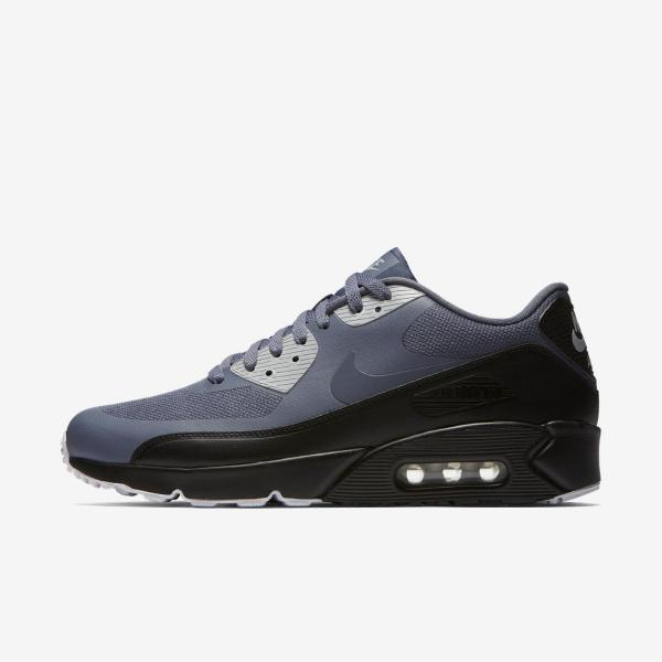 Details about Nike Air Max 90 Ultra 2.0 Essential Mens Running Trainer Shoe 7 UK Greys New