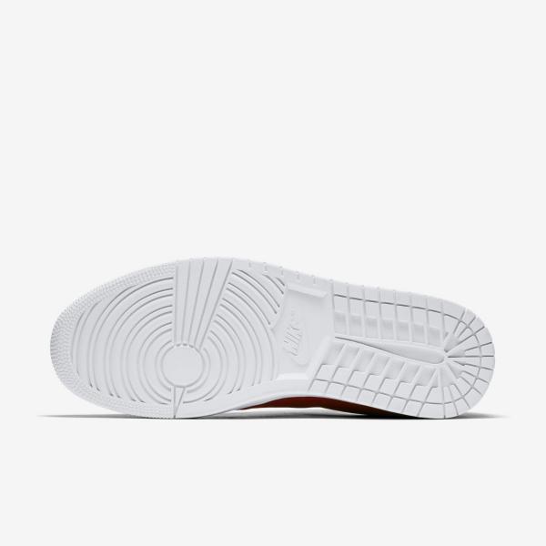 NIKE JORDAN 1 FLIGHT 5 Low Baskets Chaussures Taille UK 7 Gym Rouge Blanc RRP £ 95 | eBay