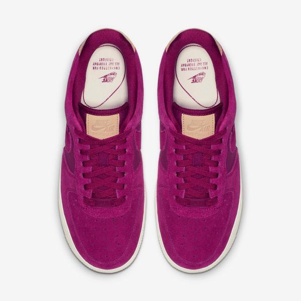 Nike Wmns Air Force 1 '07 Premium True Berry True Berry Summit White | Footshop