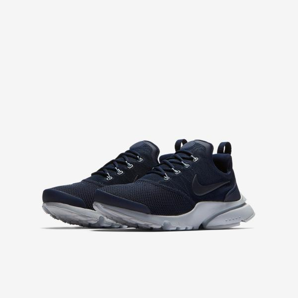 descanso Independencia representación  Nike presto infant shoes fly number 5.5 running midnight blue new | eBay