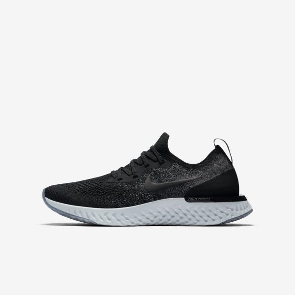 Details about Nike Epic React Flyknit Boys Girls Trainer Shoe Size 4.5 New RRP £80 BNIB