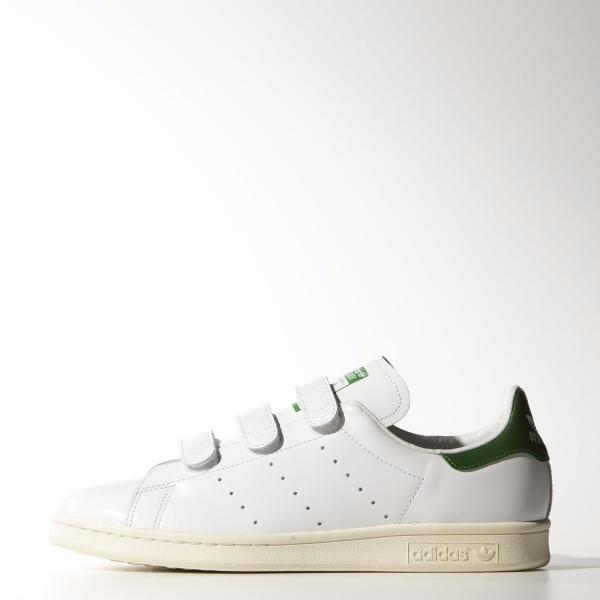 Adidas Stan Smith Homme Trainer Blanc Vert Chaussures Taille UK 13 RRP £ 67 NEUF   eBay
