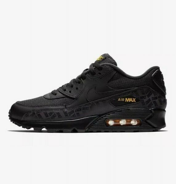 NIKE AIR MAX90 LEATHER LADIES BOY /& GIRLS KIDS SPORTS TRAINER SHOES UK