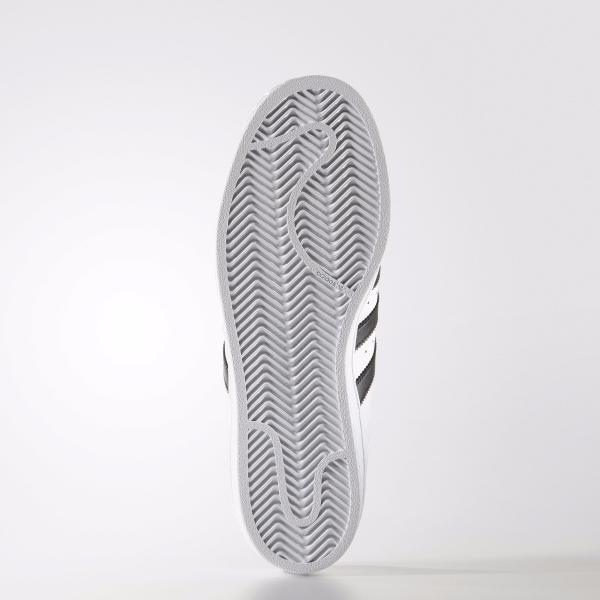 Adidas Superstar Herren Weiß Schwarz Turnschuhe Größe 7 13