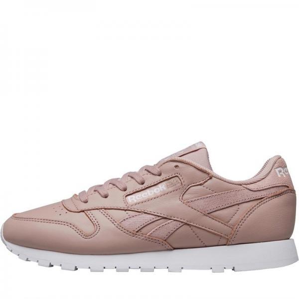 Consejo Típico Perversión  Reebok Classic Leather Exotic Womens Running Trainer Shoe Size 4 | eBay