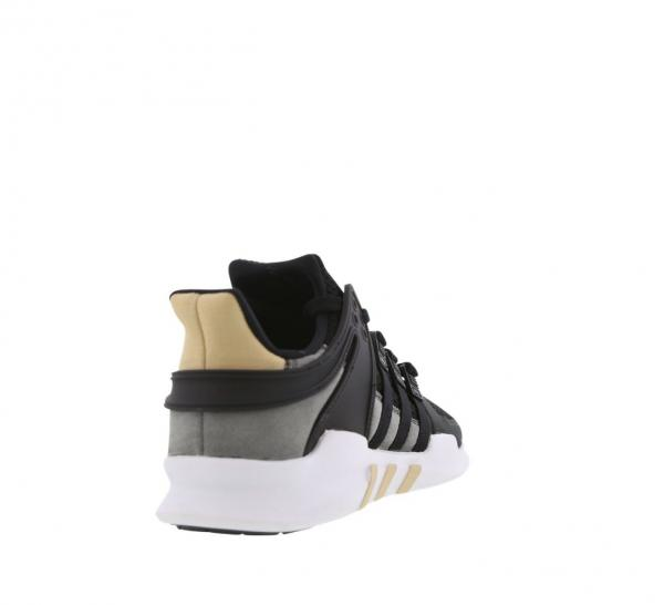 Details zu Adidas Equipment Unterstützung Adv Jungen Mädchen Größe 3.5 5.5 Grau Laufschuhe