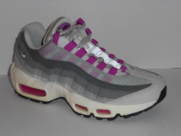 Détails sur Nike Air Max 95 Femmes Course Tennis Taille 4 Neuf