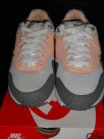 Nuovo con Scatola Nike AIR MAX 95 Ragazzi Scarpe Da Ginnastica Scarpe Taglia 5 5.5 6 Nero Nuovo Rrp £ 95//