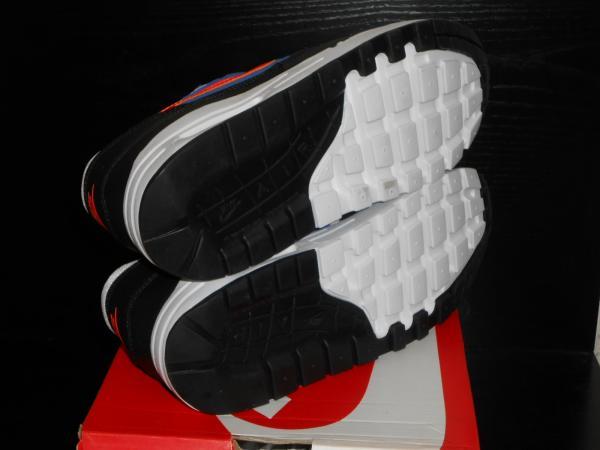 Nike Air Max 1 Garçons Filles Baskets Multi Coloré Taille